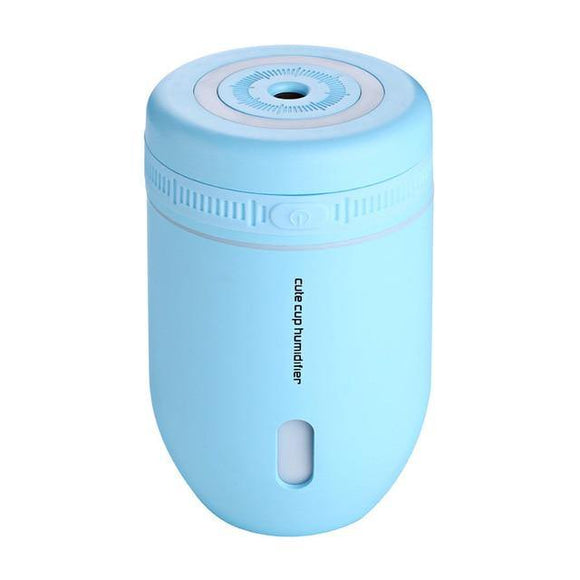 Cute Cup USB Humidifier - blue