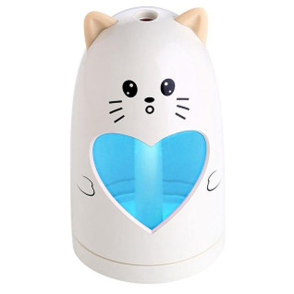 Travel Humidifier RUBER - blue
