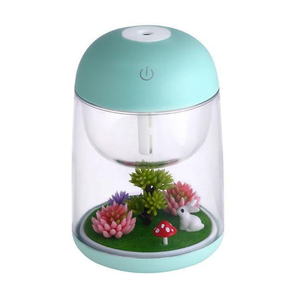 Portable Humidifier Landscape - blue