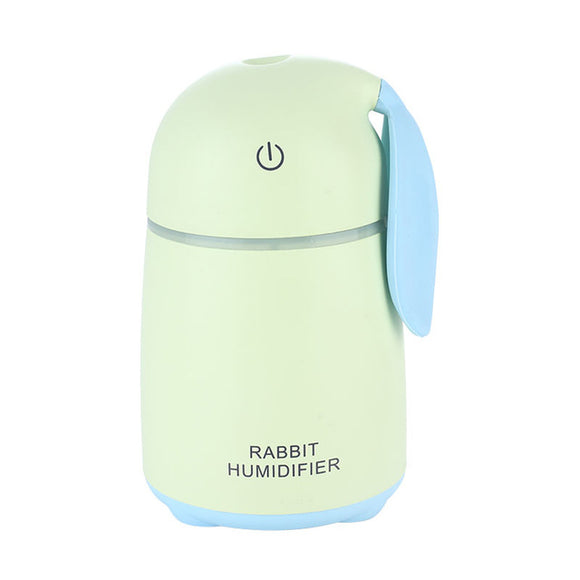 USB Humidifier RABBIT - green