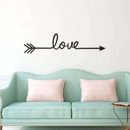 Decoración LOVE pared