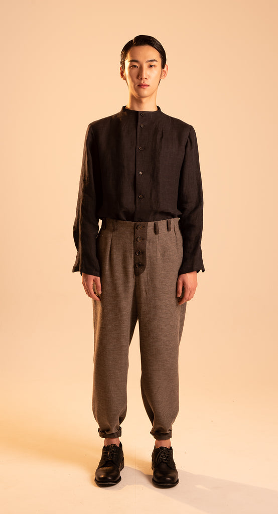 Baggy Trousers P-BR
