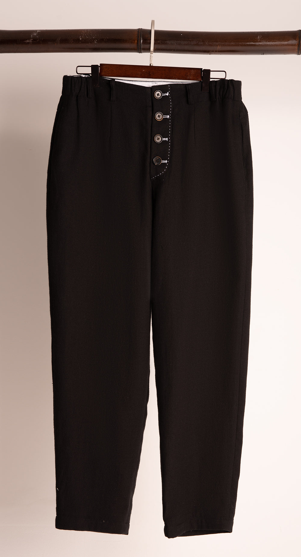 Baggy Trousers Stitch BK