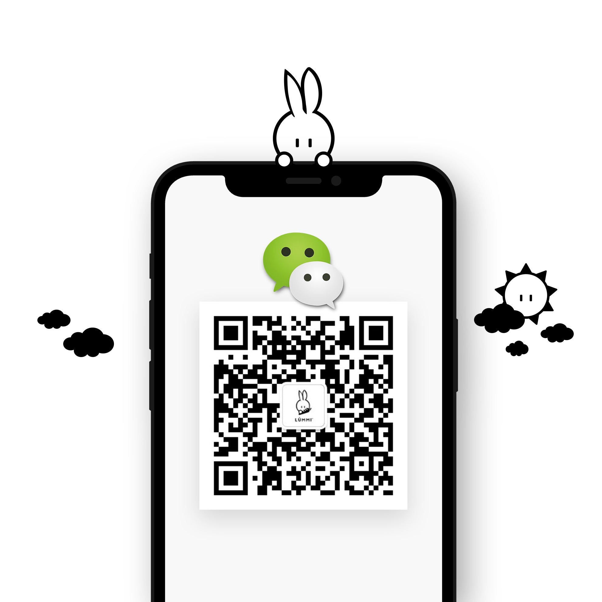 Hey! Lūmmi's now on WeChat