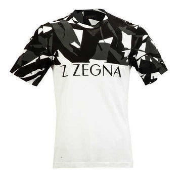 ZZegna Graphic T Shirt