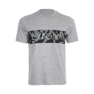 Zegna Tee Men Tech Merino