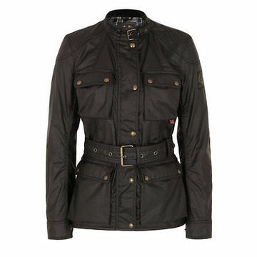 Belstaff Roadmaster Jacket Lady Classic Brown