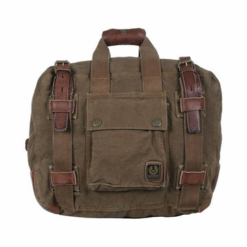 Belstaff Colonial Army Shoulder Bag