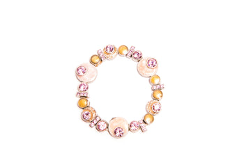 Femmes Bracelet with Crystals