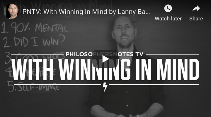 With Winning in Mind Review By Brian Johnson