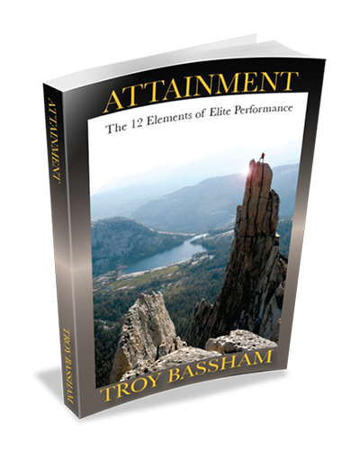 Attainment – The 12 Elements of Elite Performance