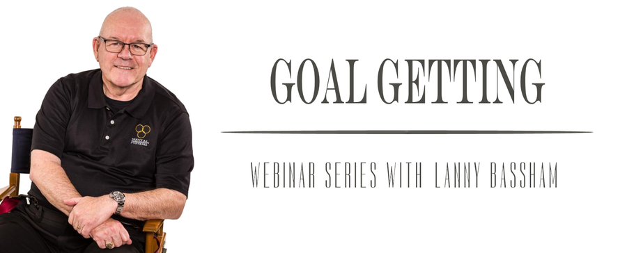 Goal Getting 3 Part Webinar Series with Lanny Bassham