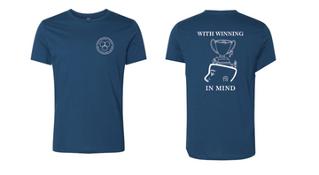 With Winning in Mind Shirt - Short Sleeve