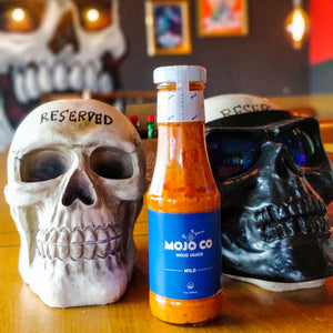 Mojo Sauce - Mild 😎 - 12 oz (Box of 12)