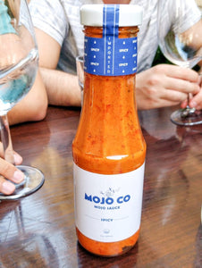 Mojo Sauce - Spicy 🔥 - 12 oz