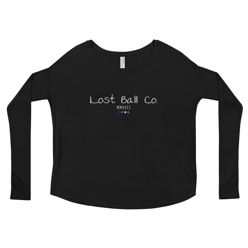 Lost Ball Co. Women's Long Sleeve T-Shirt