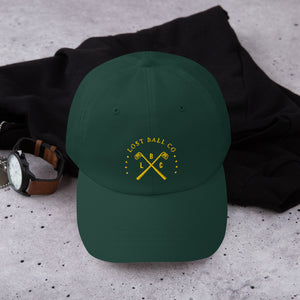 Lost Ball Co. Masters Collection Dad Hat
