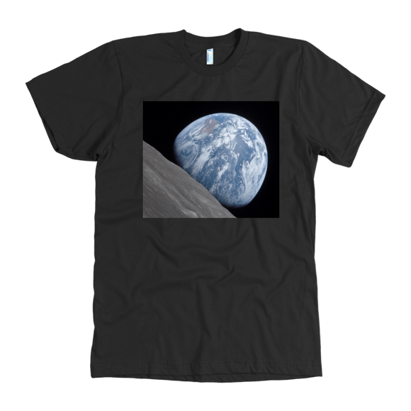Earthrise or Earthset? Teeshirt