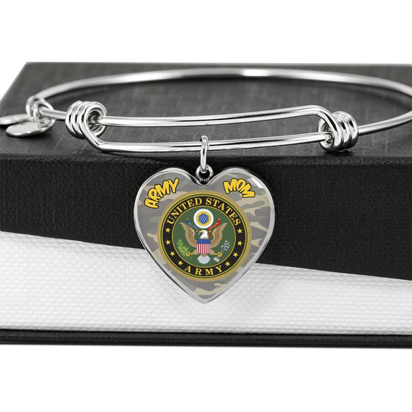 Army Mom Bracelet [Limited Heirloom Edition]