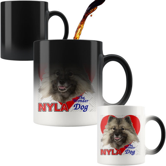 Personalized Magic Mug 4 Fur Babies