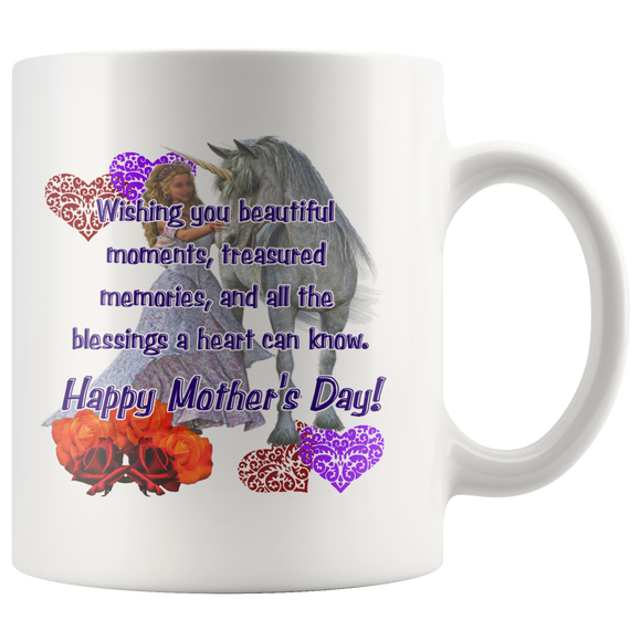 A MOTHER'S DAY MUG, The Unicorn Mom Choice