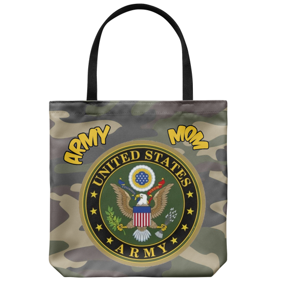 Military Mom Tote Bags Collection