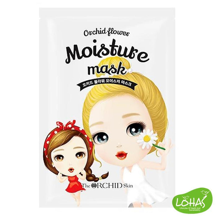 "Cuidado Personal. Mascarilla Humectante ""Moisture Mask"" Orchid. by Orchid"