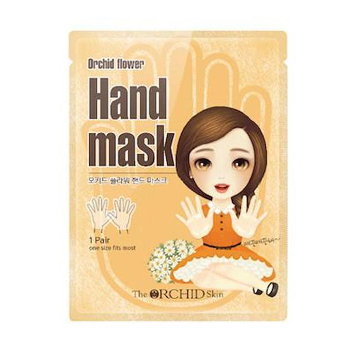 "Cuidado Personal. Mascarilla para Manos ""Hand Mask"" Orchid. by Orchid"