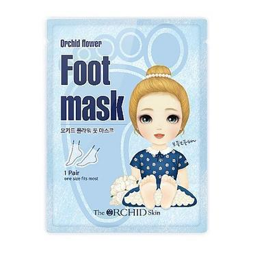 "Cuidado Personal. Mascarilla para Pies ""Foot Mask"" Orchid. by Orchid"