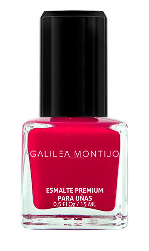 "Esmalte Galilea ""Passion Red"" - Republic Cosmetics Tienda de cosmeticos"