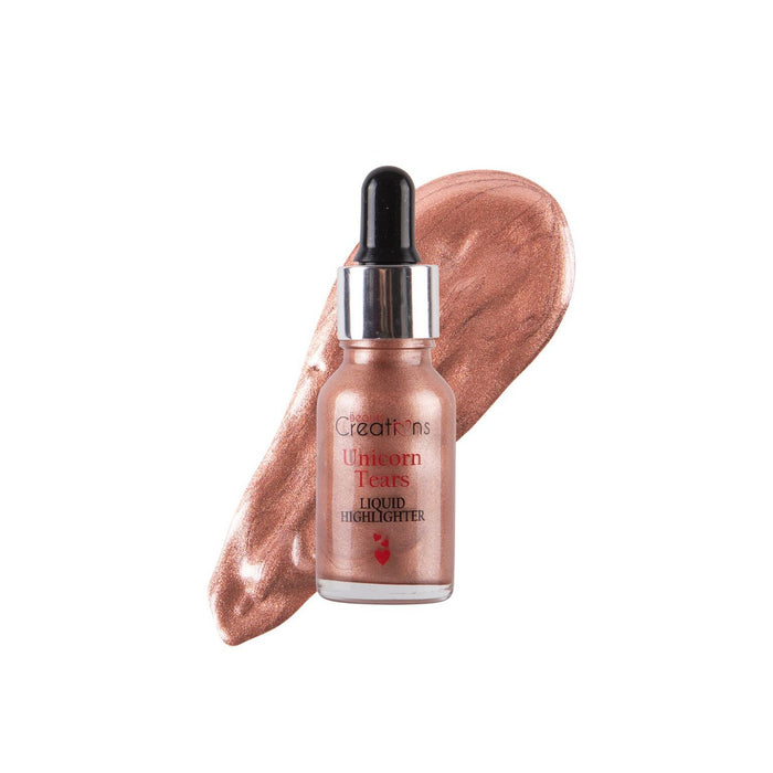 "Iluminador liquido Beauty Creations ""Highlighter liquid 6 tones"""
