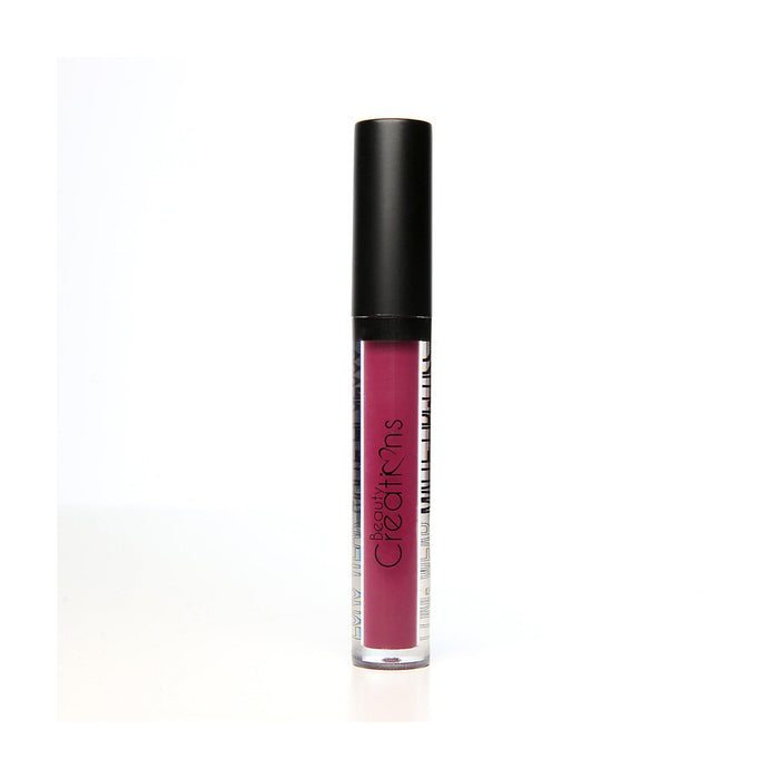"Brillo Labial mate Beauty Creations #14 ""CRANBERRY"""