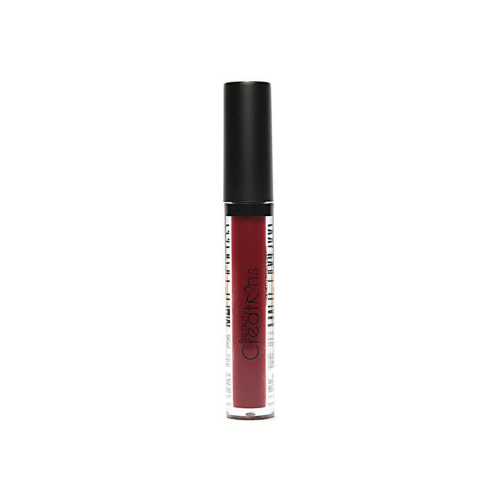 "Brillo Labial mate Beauty Creations #34 ""RED MOON"""