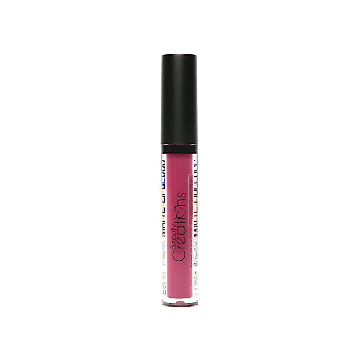 "Brillo Labial mate Beauty Creations #45 ""PINK ANGEL"""