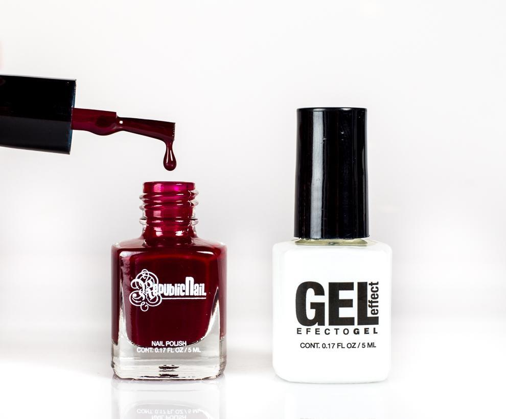 "Gel Effect ""Wine Toast"" - Republic Cosmetics Tienda de cosmeticos"