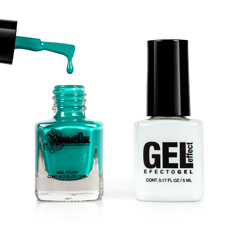 "Gel Effect ""Aqua Reef"" - Republic Cosmetics Tienda de cosmeticos"