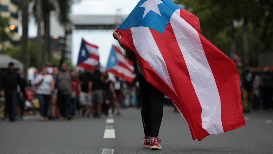 The Puerto Rican Flag: a symbol of pride and defiance