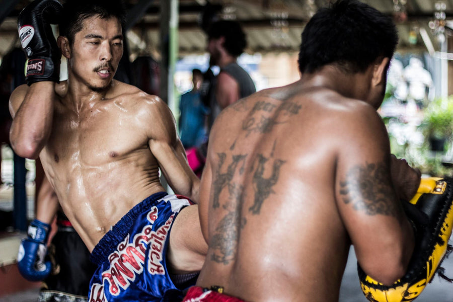Muay Thai and Cannabis