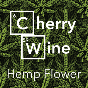 Cherry Wine Hemp Flower