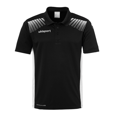 Goal Polo Shirt - Black
