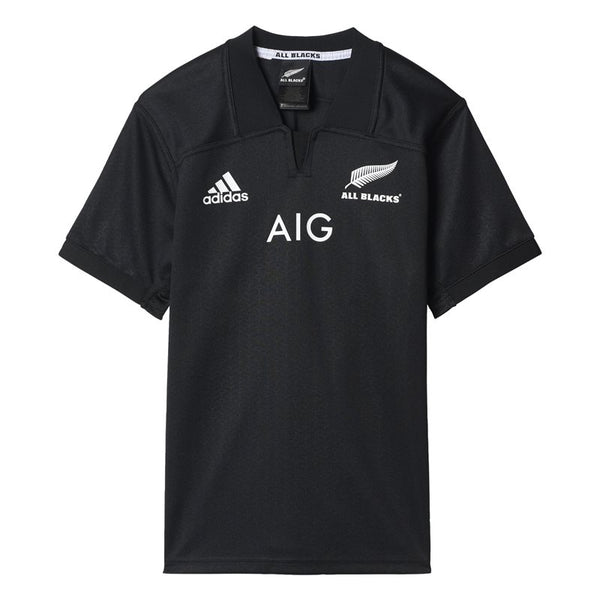 adidas New Zealand All Blacks Youth Home Jersey 16/17