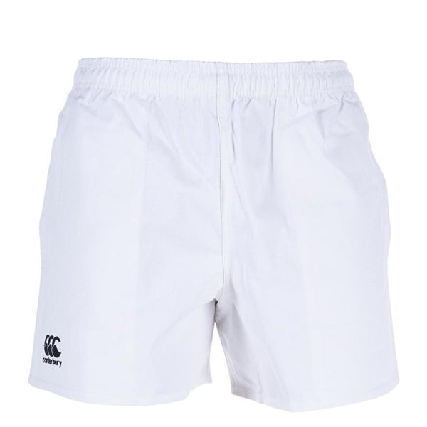 Canterbury Professional Polyester Short - White