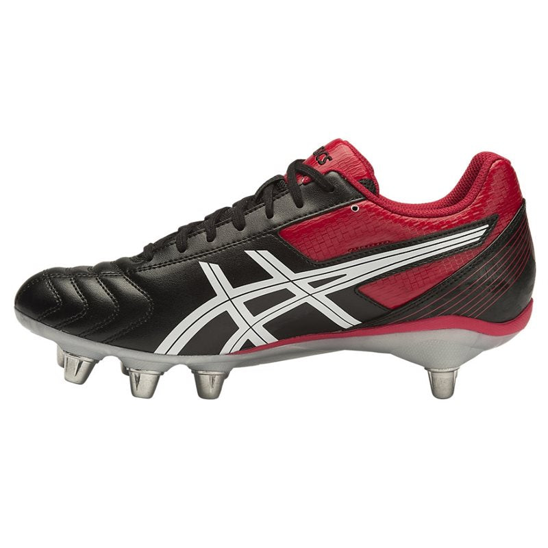 Lethal Tackle - Black/Racing Red