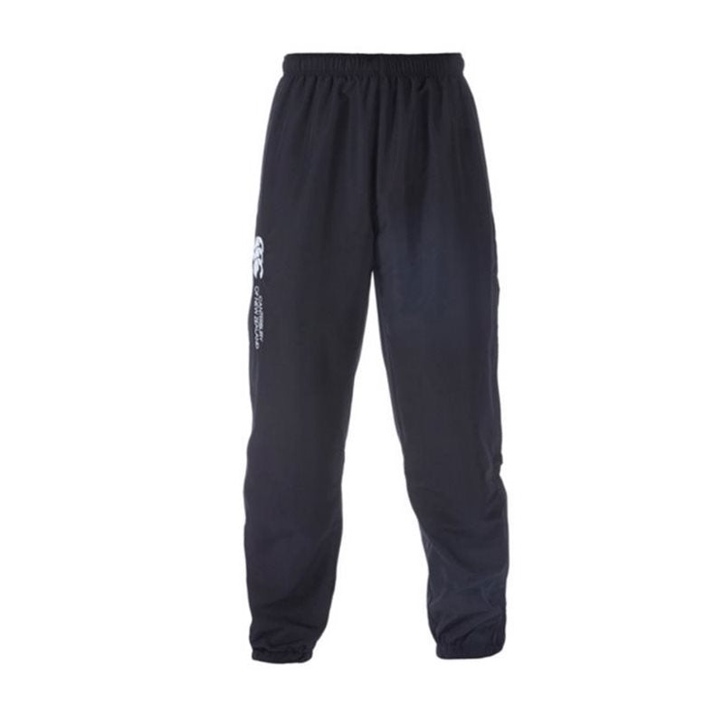 Cuffed Stadium Pants - Black