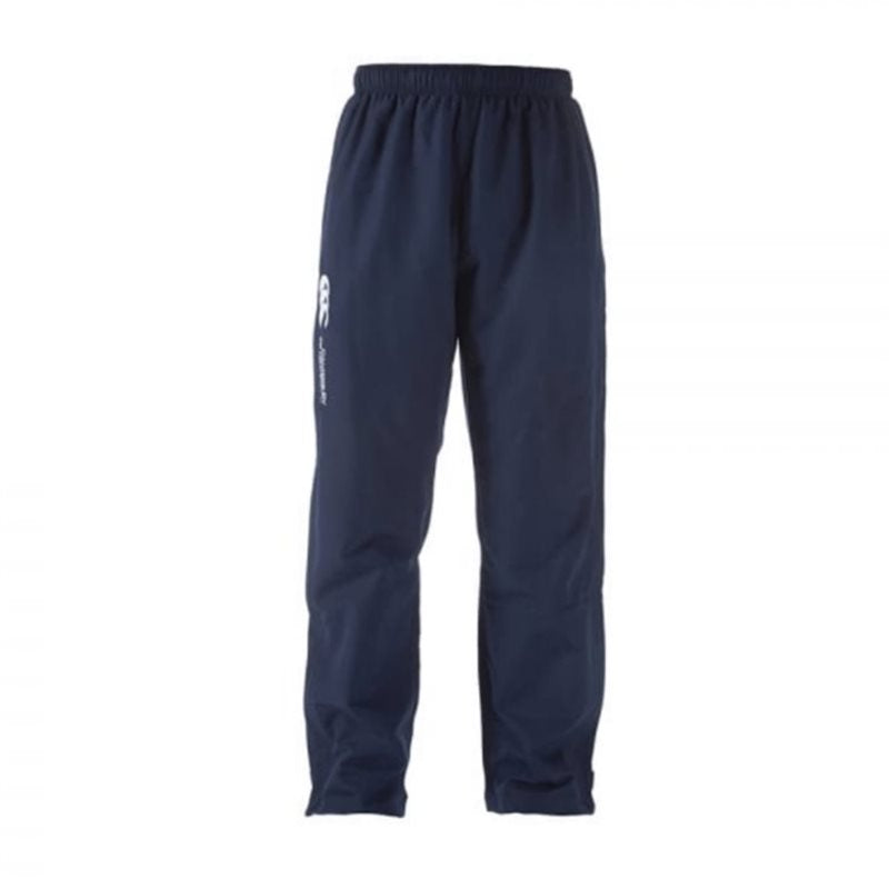 Open Hem Stadium Pant - Navy