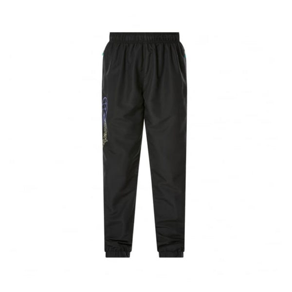 Canterbury Kids Tapered Cuff Woven Pant - Jet Black
