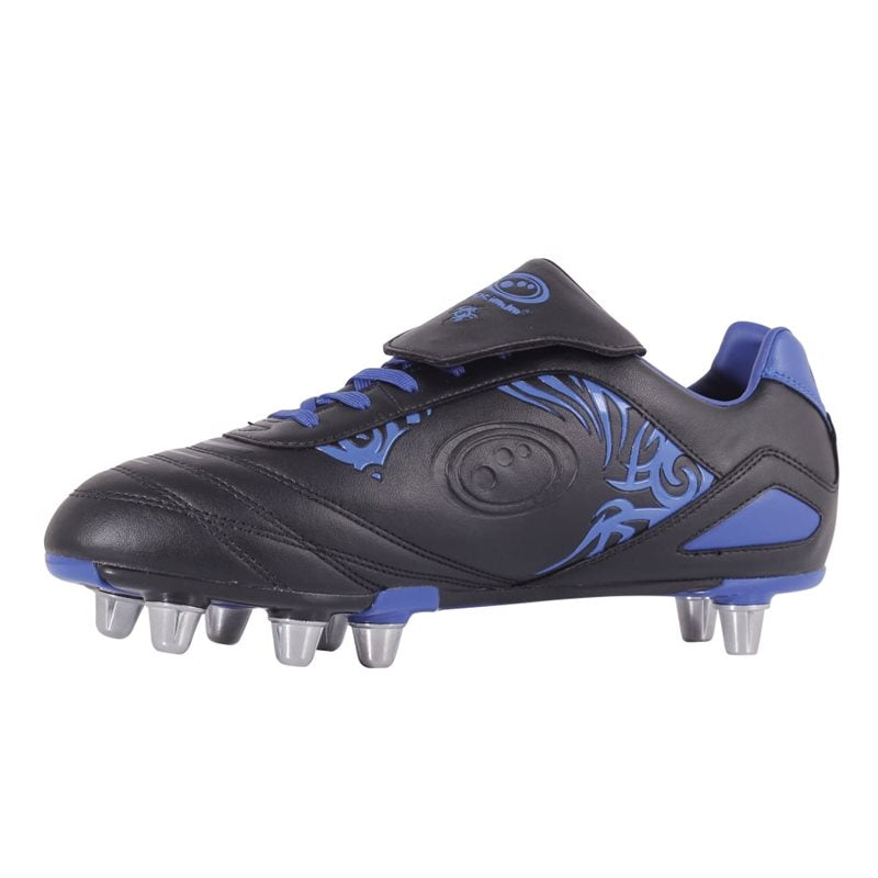 Razor Rugby Boots - Black/Blue