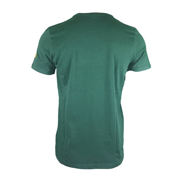 South Africa Springboks Casual Rugby Tee 2017 - Bottle Green