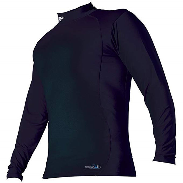 Precision Training Precision Essential Base Layer Youth Long Sleeve Shirt - Navy