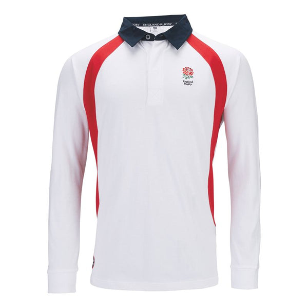 BrandCo England Rugby Classic L/S Jersey